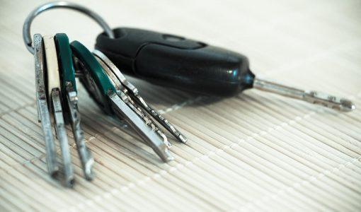 Jedne kluczyki do auta a ubezpieczenie
